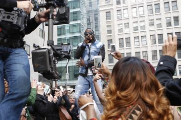 Bad Boy Performs LIVE on Today Show's Summer Concert Series