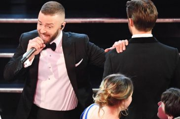 Justin Timberlake Opens The 2017 Oscars