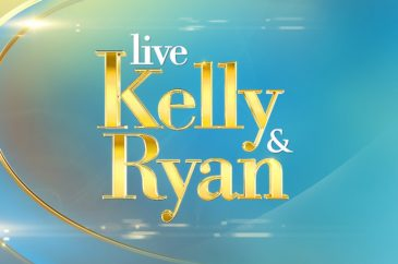 "Queen Latifah on ""Live with Kelly & Ryan"""