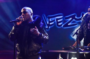 Young Jeezy Debuts New Single on The Late Show with Stephen Colbert