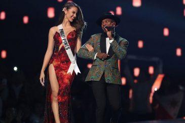 Ne-Yo Performs at 2018 Miss Universe Pageant